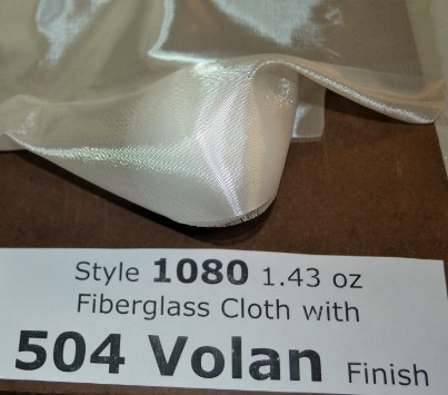 1080 with Volan finish