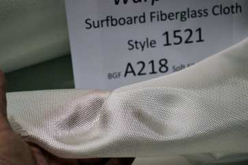 3.83 oz warp weave fiberglass cloth loose with id sheet