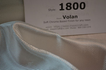 Photo 4 style 1800 9.8 oz/sq yd fiberglass cloth loose with id sheet