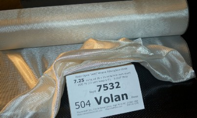 "7532 30"" roll with Volan finish"